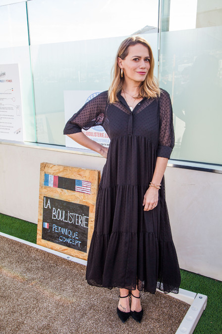 Merci Bethan Joy Lenz | GBK Golden Globes Los Angeles