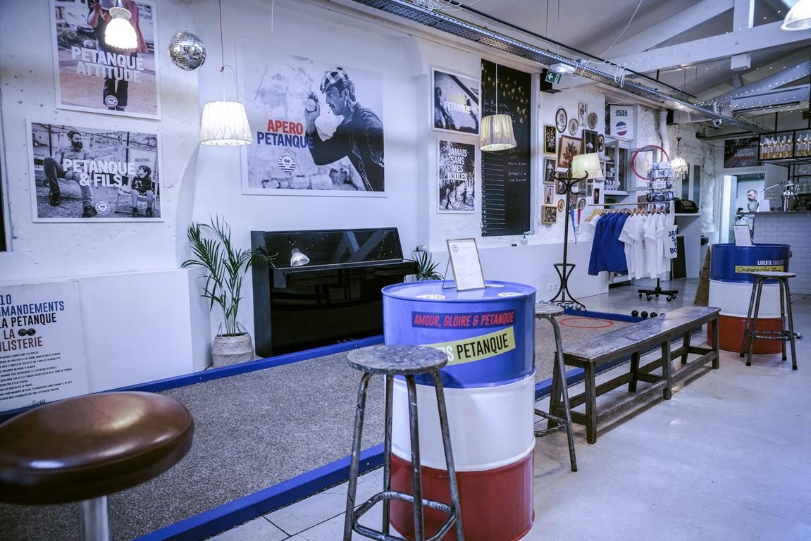 LA BOULISTERIE CLUB Pétanque Nice - Bar