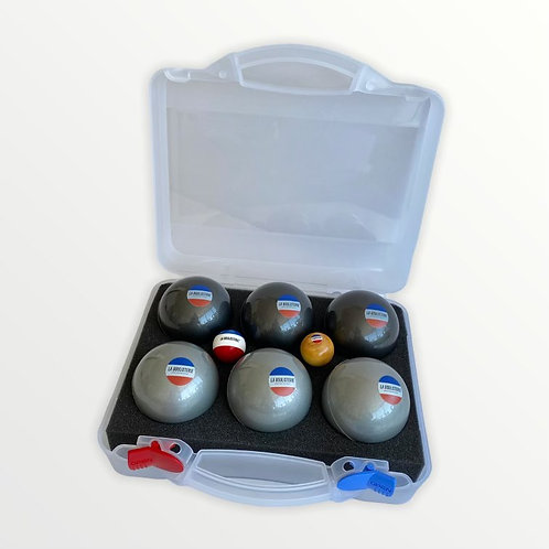 Boules de pétanque souples La Boulisterie PVC 680g