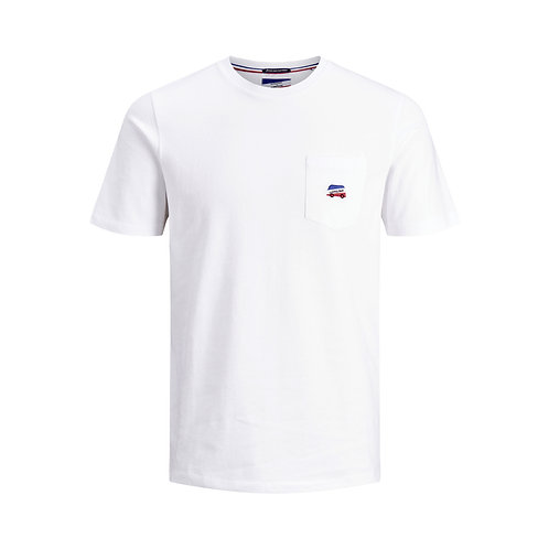 T-shirt de Pétanque Patch Fanny - Jack & Jones x La Boulisterie