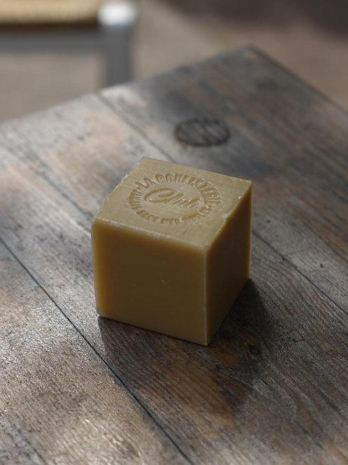 Cube de savon de Marseille 200 Grammes - La Boulisterie