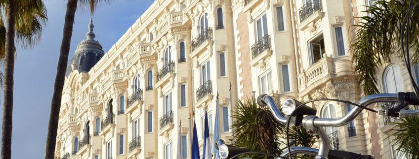Team Building Beach Cruiser Ride Nice Cannes Monaco Antibes Marseille