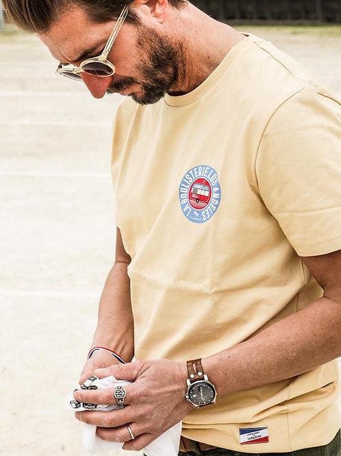T-shirt  Logotype La Boulisterie Los Angeles - Jack & Jones x La Boulister