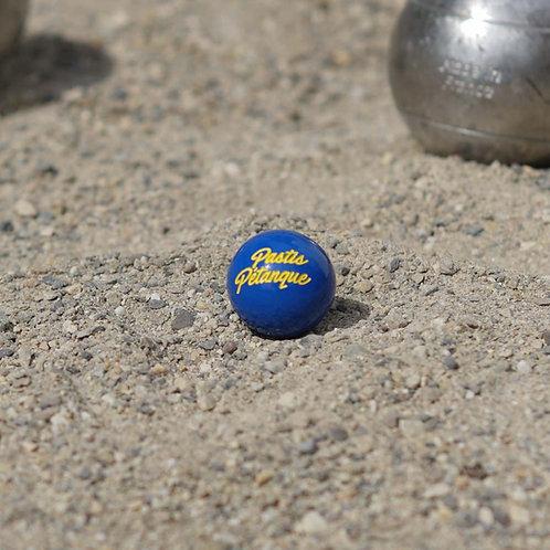 Cochonnet Bleu Pastis Pétanque
