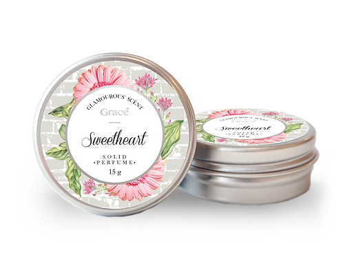 Grace Solid Perfume (Sweetheart)