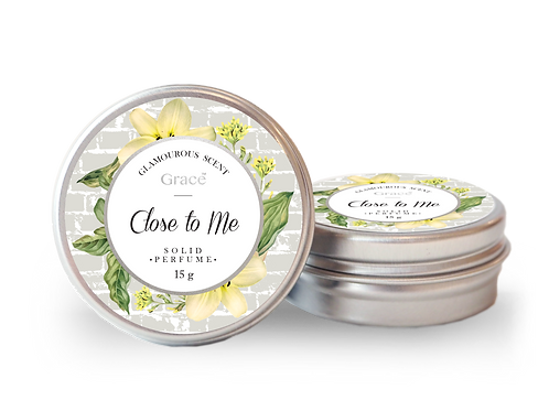 Grace Solid Perfume (Close to me)