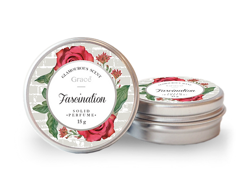 Grace Solid Perfume (Fascination)