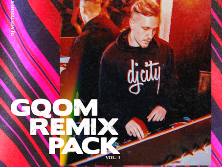 Free Download: Gqom Remix Pack vol. 1