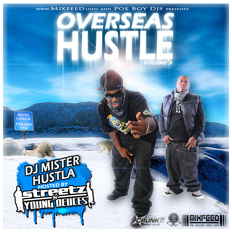 Overseas Hustle vol. 3