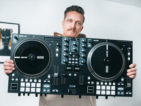 RANE ONE dj-kontrollerin esittely + arvostelu