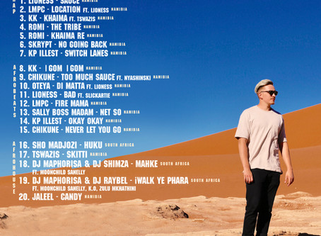 New Mix: Sounds From Namibia S-MIX