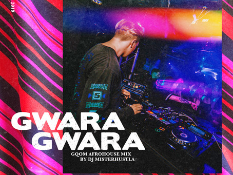 New Mix: Gwara Gwara (Gqom Afro House Mix)