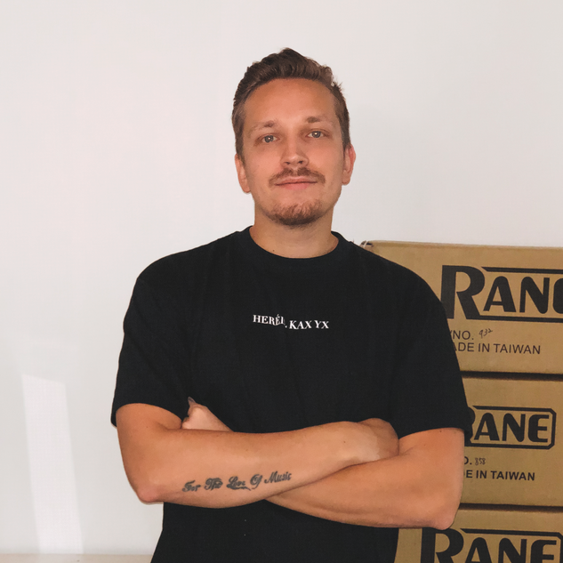 DJ Misterhustla RANE ambassador