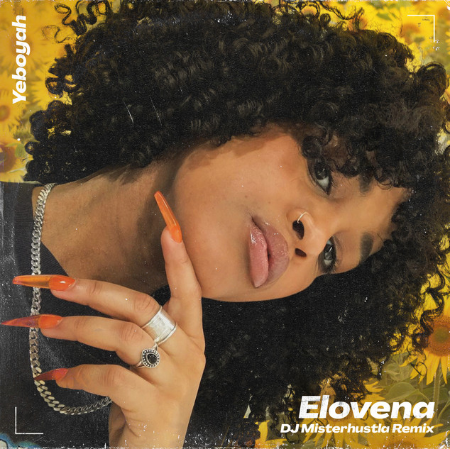 Elovena DJ Misterhustla Remix