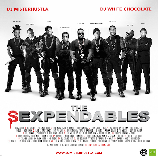 The Sexpendables