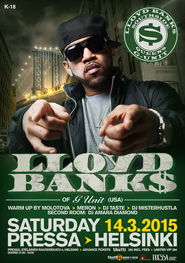 Lloyd Banks juliste