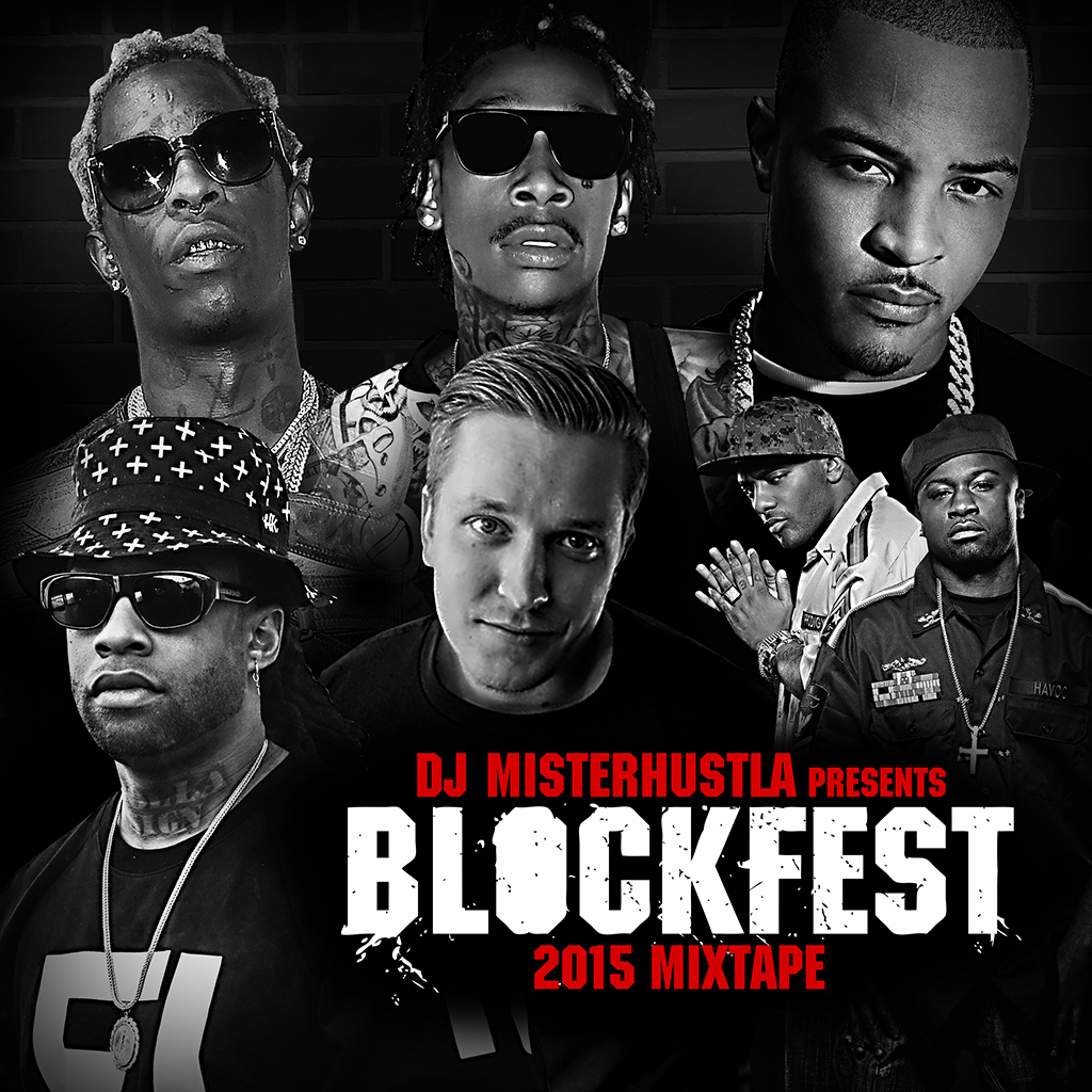 Blockfest Mixtape