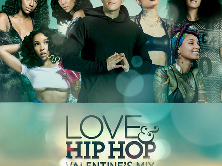 New Mixtape: Love & Hip-Hop (Valentine's Mix)