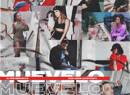 New Mix: MUEVELO (Stay Home Latin Party)