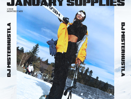 New Mixtape: January Supplies