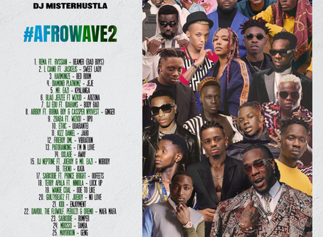 New Mix: #AfroWave2 (Afrobeats/ afro pop 2020 hits)