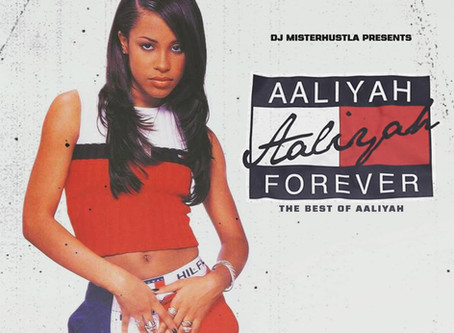 New Mix: Aaliyah Forever (The Best Of Aaliyah)