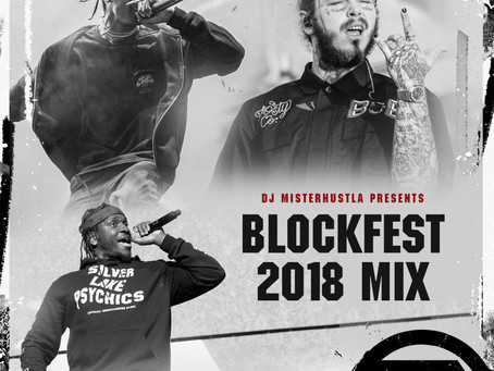 New Mix: Blockfest 2018