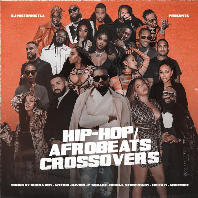 Hip-hop afrobeats crossovers