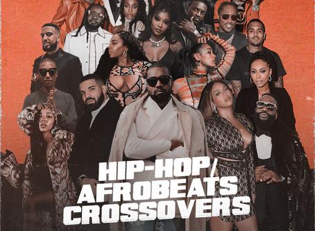 New Mix: Hip-Hop/Afrobeats Crossovers