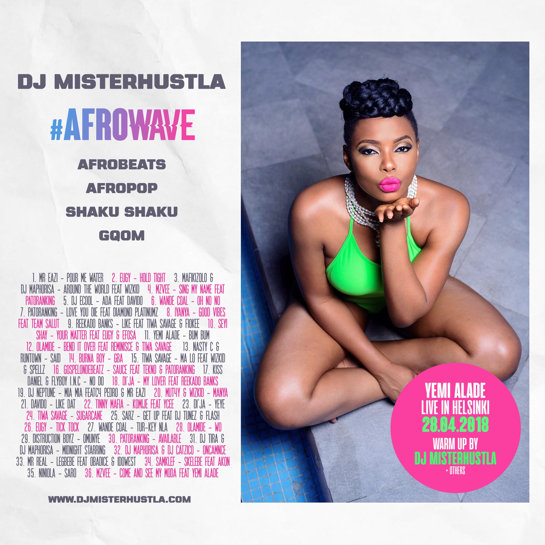 #AfroWave