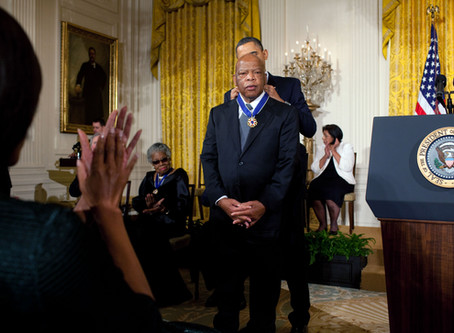 An American Icon Has Passed on R.I.P. U.S. Congressman John Lewis