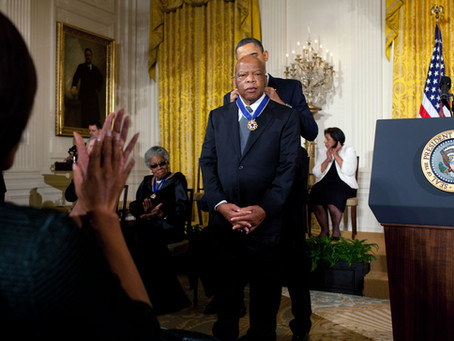 An American Icon Has Passed on R.I.P. U.S. Congressman John Lewis