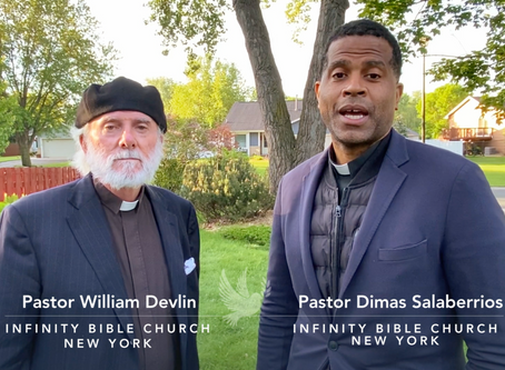 Ministers For Peace Pastor Devlin and Pastor Dimas