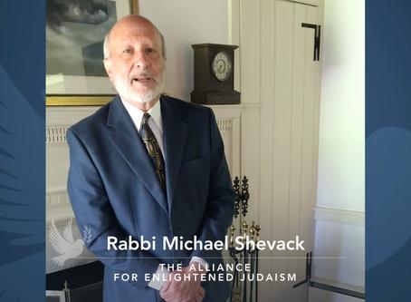 Ministers For Peace Rabbi Michael Shevack