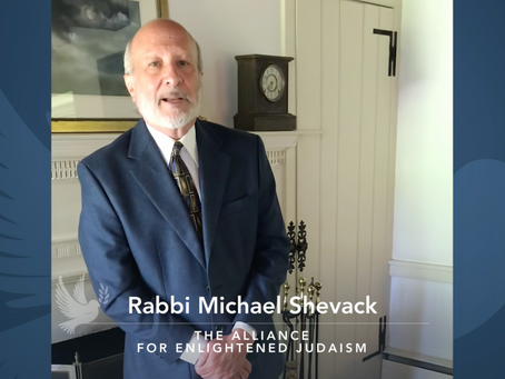 Ministers For Peace Rabbi Michael Shevack