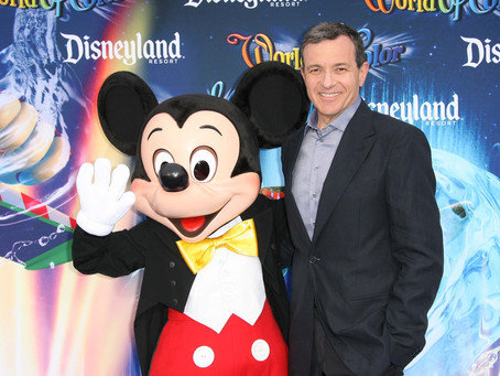 An Open Letter to Mr. Robert Iger, Chairman and CEO The Disney Company