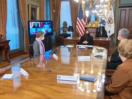 VP Harris Meets with Faith Leaders