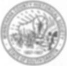Minnehaha County Historical Society State of South Dakota 1857-1927 Non-Profit Organization Seal