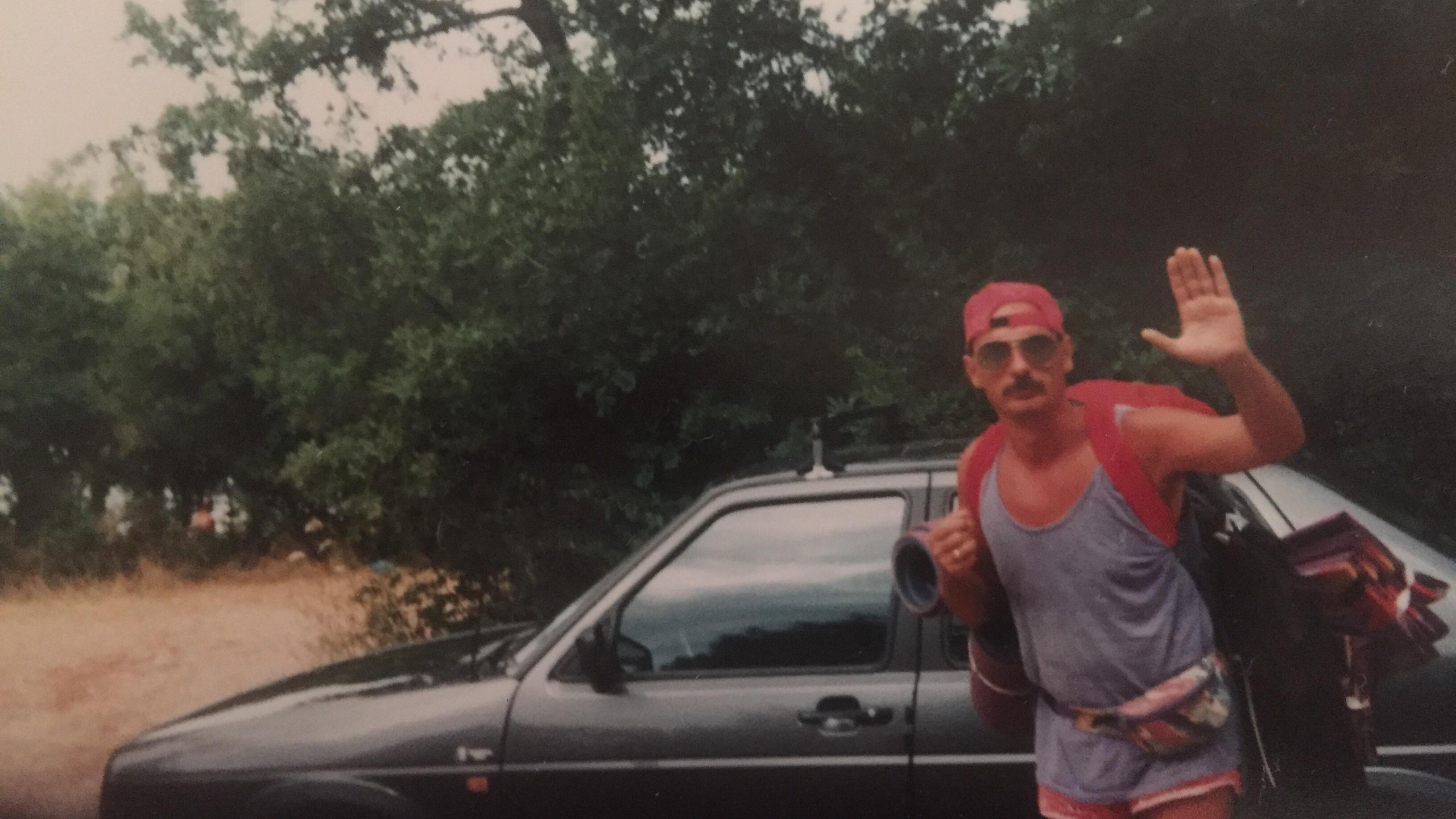 Dad in the 90s
