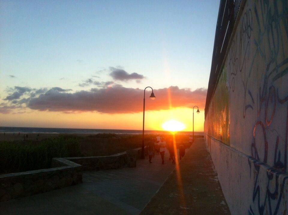 Sunset in Tarifa