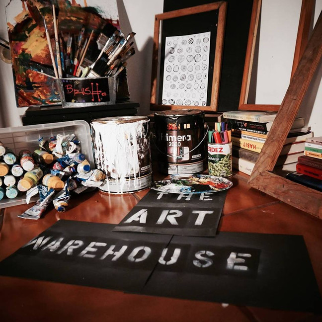 The Art Warehouse