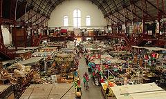 Hidalgo Market at Guanajuato, MX