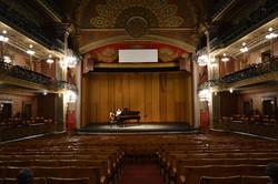Inside Teatro Juarez, Guanajuato, MX