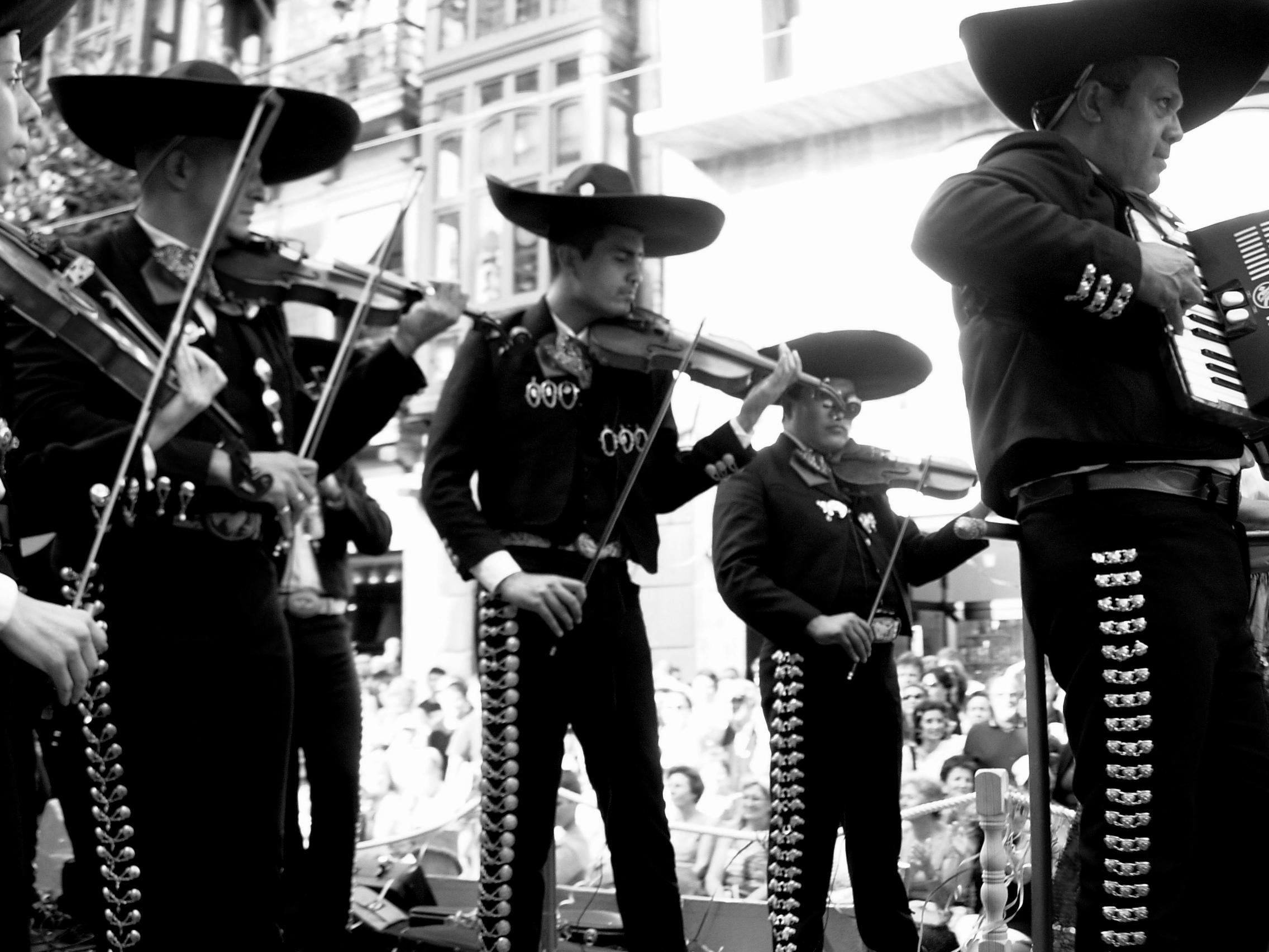 Festival Internacional de Mariachi
