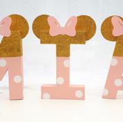 Freestanding Letters