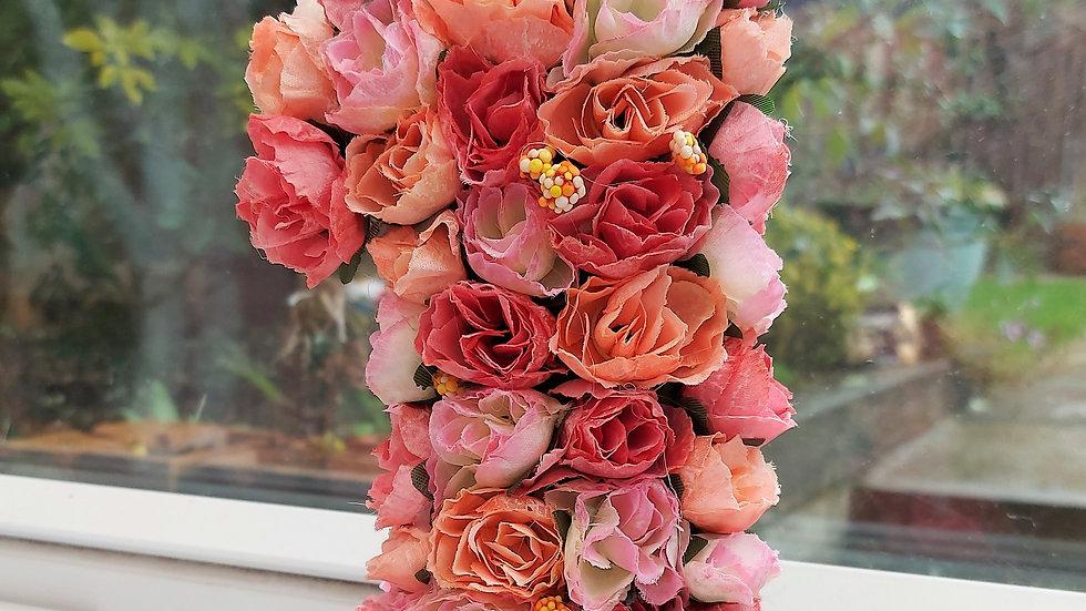 Floral Number 1 freestanding