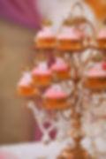 Princess crown Cupcake toppers
