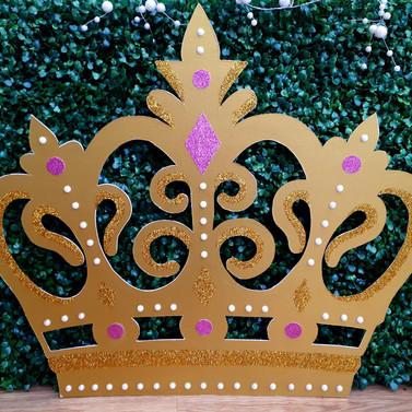 Large Princess Crown