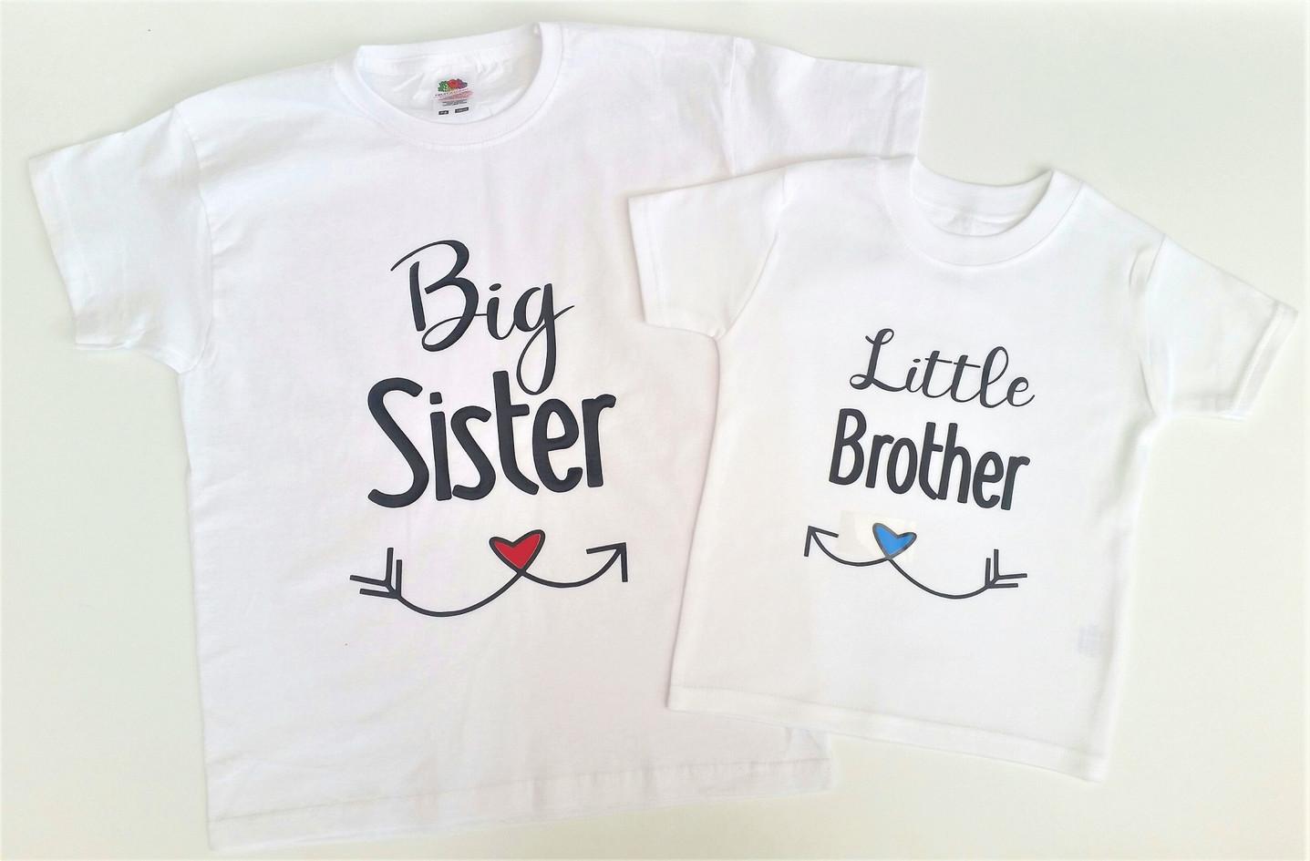 Sibling Matching Tshirts