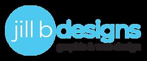 Jill B Designs | Logo | Graphic & Web Design
